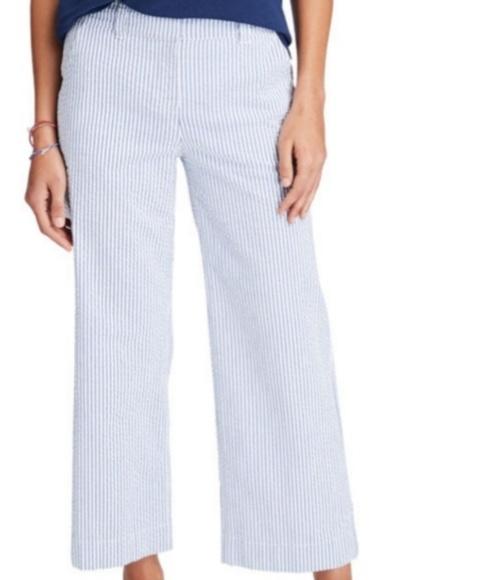 Vineyard Vines Pants Jumpsuits Women Seersucker Pants Poshmark